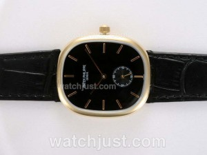 Replica Patek Philippe Ref.3738 Manual Winding Gold Case