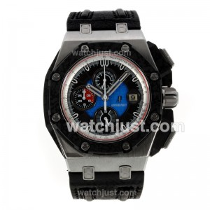 Replica Audemars Piguet Royal Oak Offshore Grand Prix Swiss Valjoux Movement Pvd Bezel