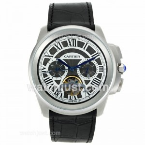 Replica Cartier Calibre De Cartier Tourbillon Automatic