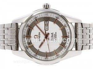Replica Omega Hour Vision Day Date Automatic