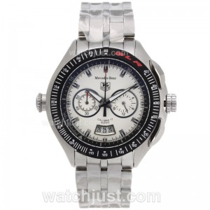 Replica Tag Heuer Mercedes Benz Working Chronograph Watch