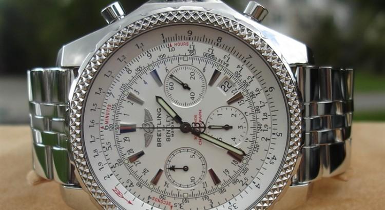 Breitling Aviator watches