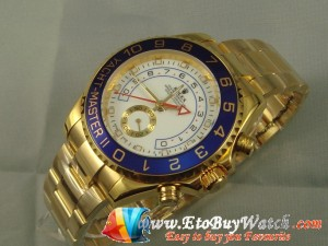 BaselWorld Rolex Replica Watch Yachtmaster II Mens White Steel 116688 ROL093 submariner2012