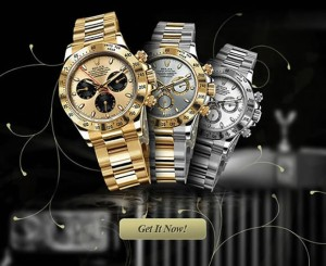 Replica-Rolex-Swiss-Gold-Collection