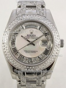 replica-rolex-day-date-automatic-diamond-bezel-diamond-marking-watches-8805-1