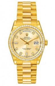 rolex-oyster-perpetual-day-date-gold-diamond-mens-watches-118348cdp