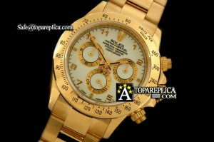 rolex-replica-watches-Daytona-Full-Gold-White-Numeral-A-7750-Sec-6-28800bph