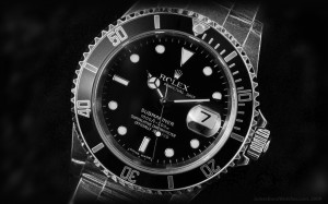"Rolex 16610 Submariner Date James Bond watch, ""Licence to Kill"""